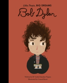Bob Dylan by Maria Isabel Sanchez Vegara