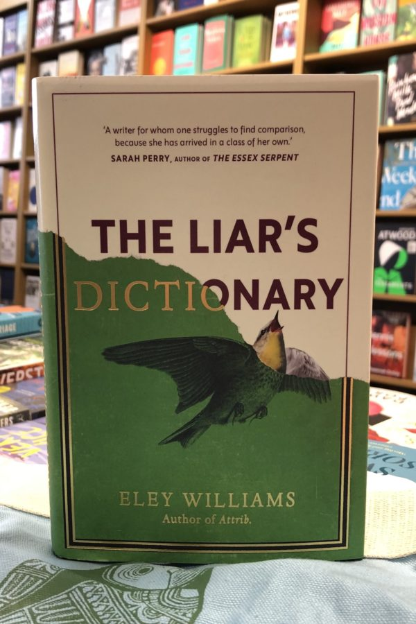 The Liar's Dictionary by Eley Williams | 9781785152047
