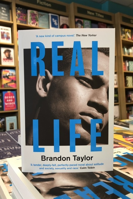 Real Life by Brandon Taylor | 9781911547747