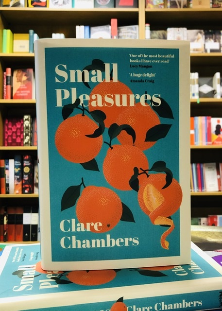 Small Pleasures by Clare Chambers |