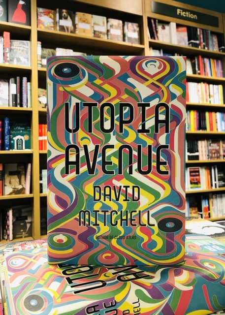 Utopia Avenue by David Mitchell |