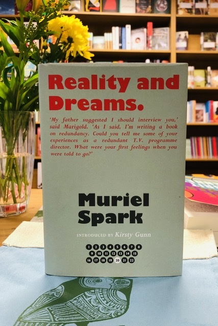 Reality and Dreams by Muriel Spark