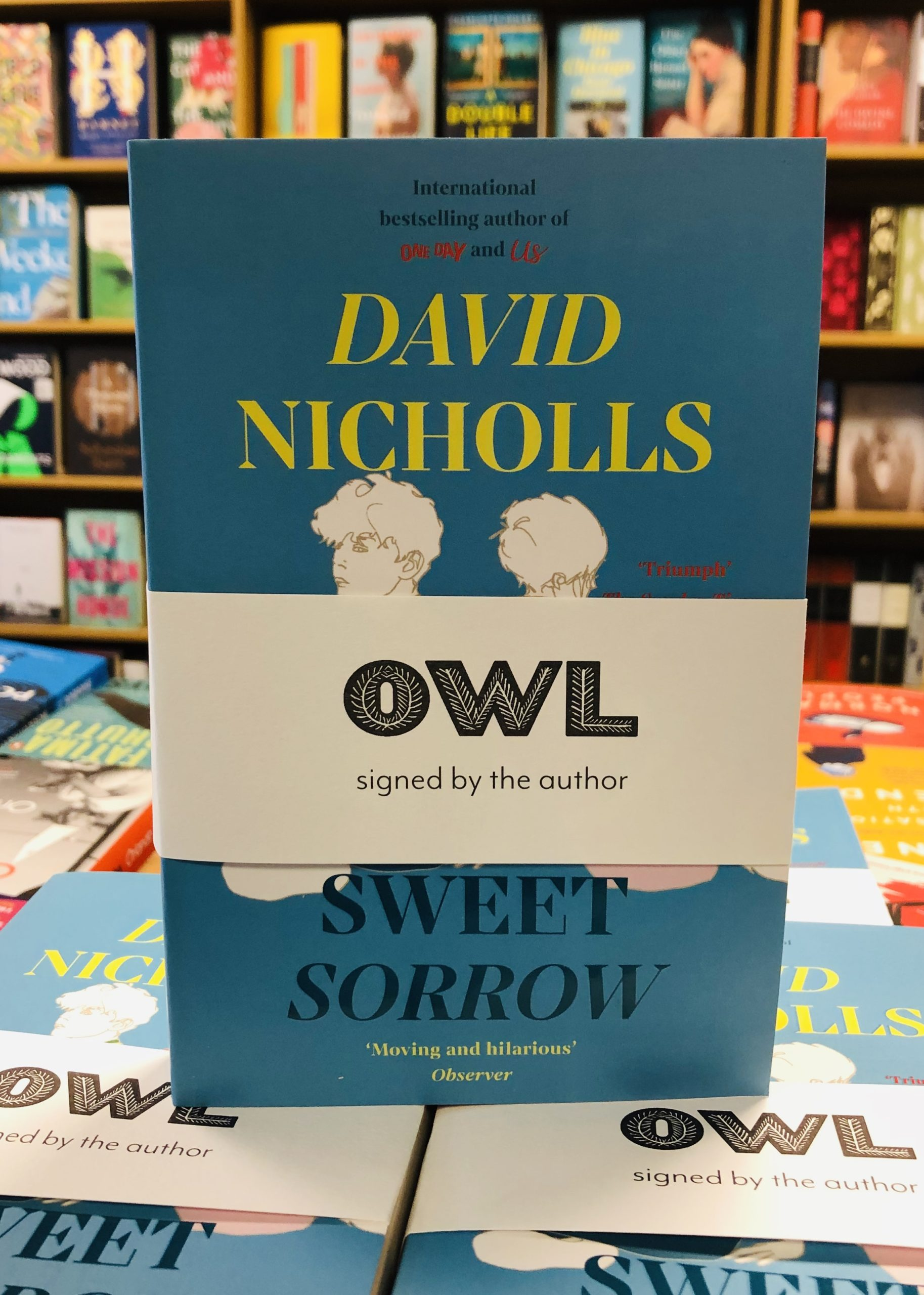 Sweet Sorrow by David Nicholls |