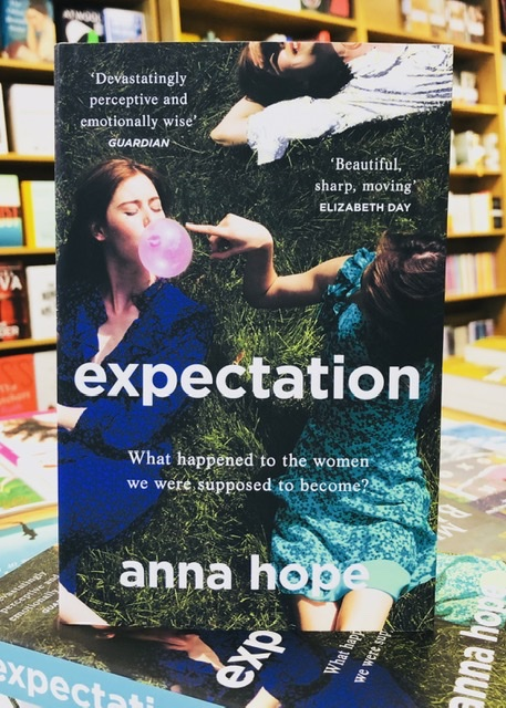 Expectation by Anna Hope |
