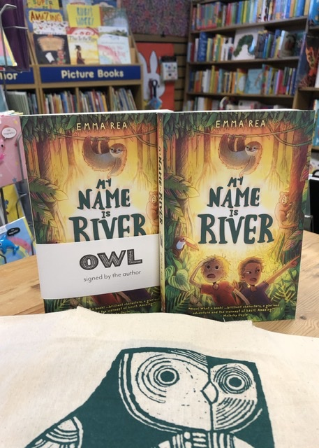 My Name is River by Emma Rea |