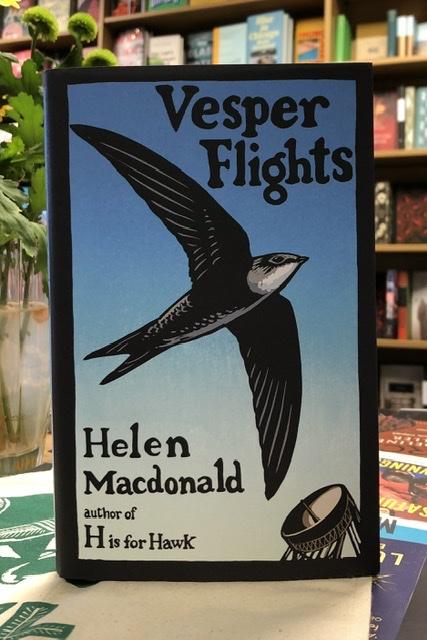 Vesper Flights by Helen Macdonald