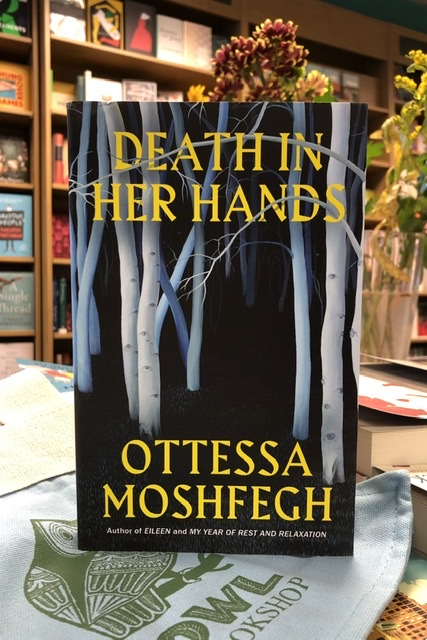 Death in Her Hands by Ottessa Moshfegh |