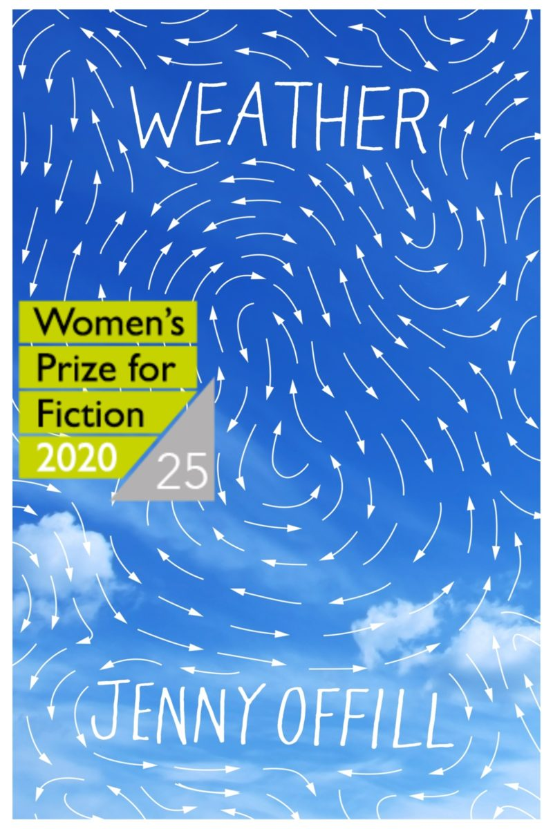 Weather – Women's Prize Shortlist 2020 by Jenny Offill |