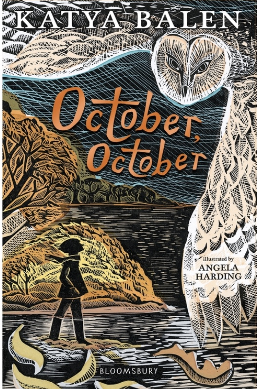October, October by Katya Balen |