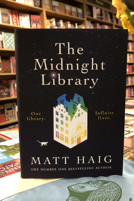 The Midnight Library by Matt Haig |