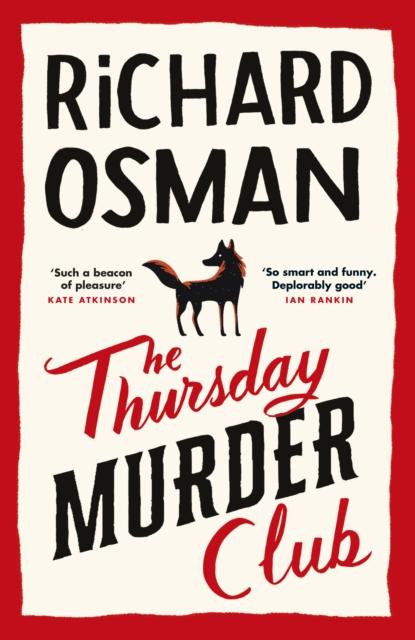 The Thursday Murder Club by Richard Osman |