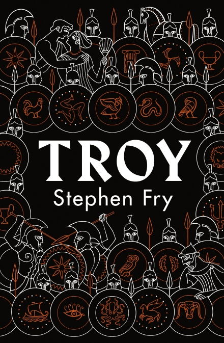 Troy by Stephen Fry |