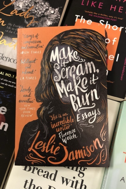 Make it Scream, Make it Burn by Leslie Jamison |