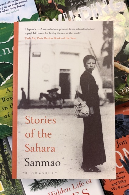 Stories of the Sahara by Sanmao |