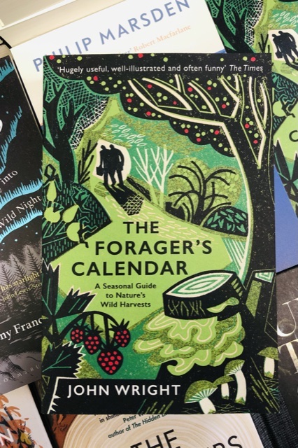 The Forager's Calendar by John Wright |