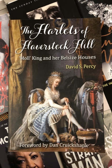 The Harlots of Haverstock Hill by David S Percy |