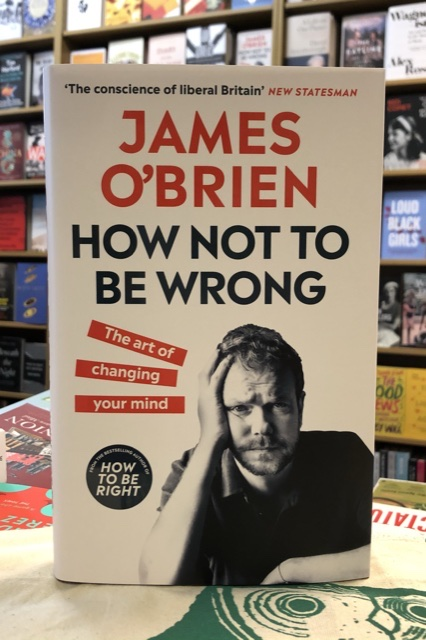 How Not to be Wrong by James O'Brien |
