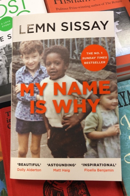 My Name is Why by Lemn Sissay |