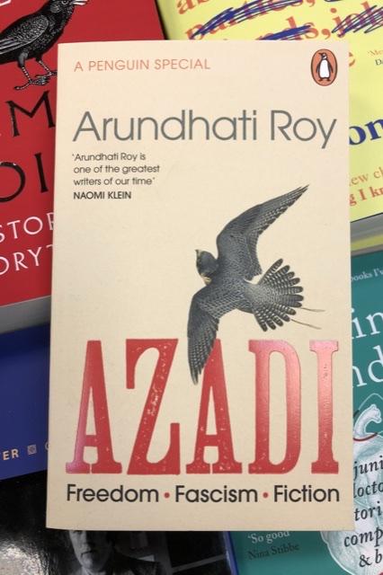 Azadi by Arundhati Roy |
