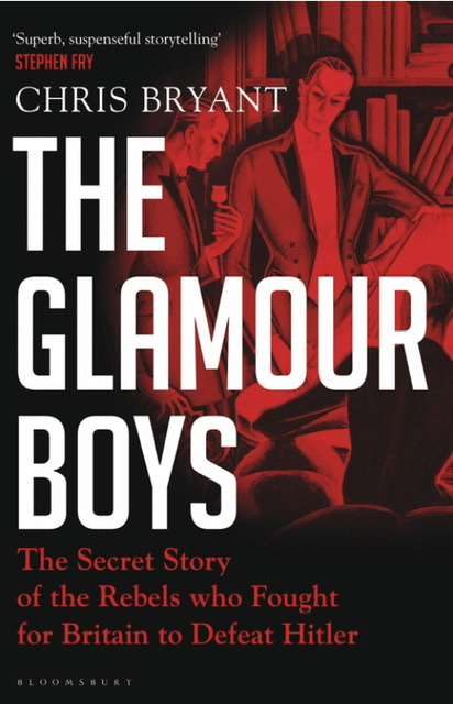 The Glamour Boys by Chris Bryant |