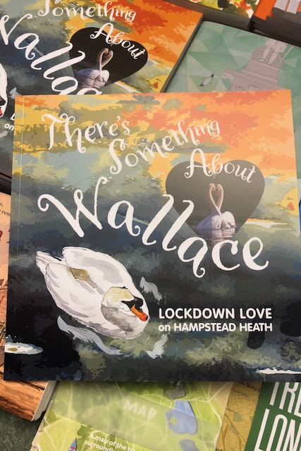 There's Something About Wallace by Dee McLean & Louisa Green