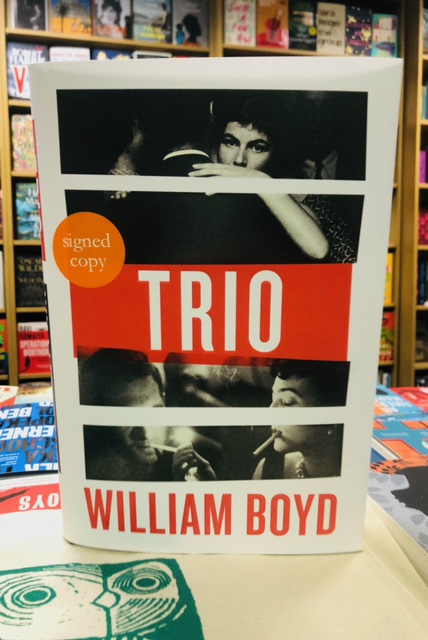 Trio by William Boyd |