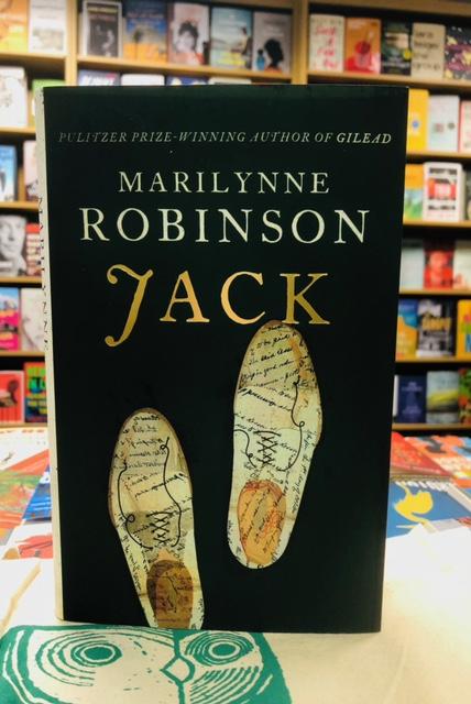 Jack by Marilynne Robinson |