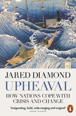 Upheaval by Jared Diamond |