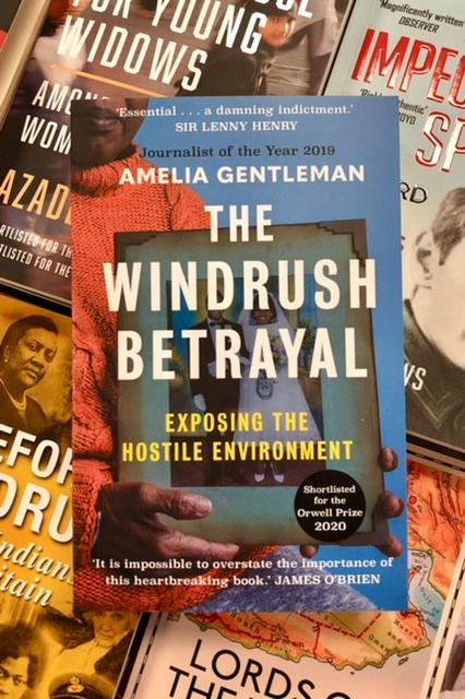The Windrush Betrayal by Amelia Gentleman |