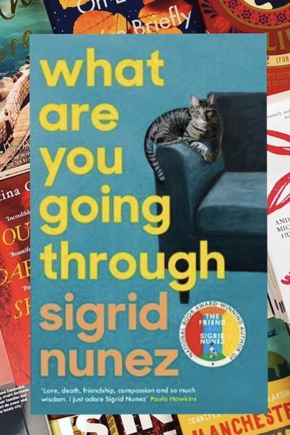What Are You Going Through by Sigrid Nunez |