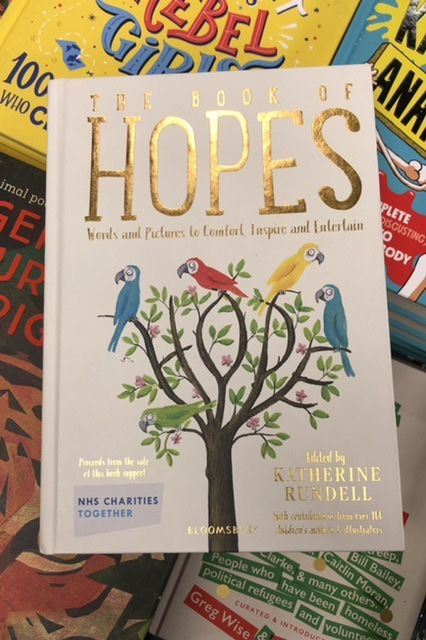 The Book of Hopes by Katherine Rundell |