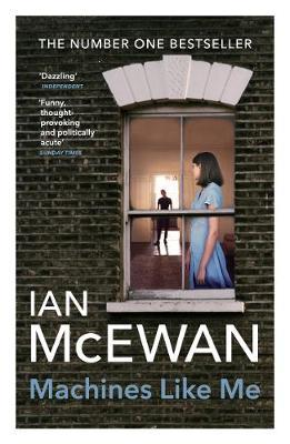 Machines Like Me by Ian McEwan |