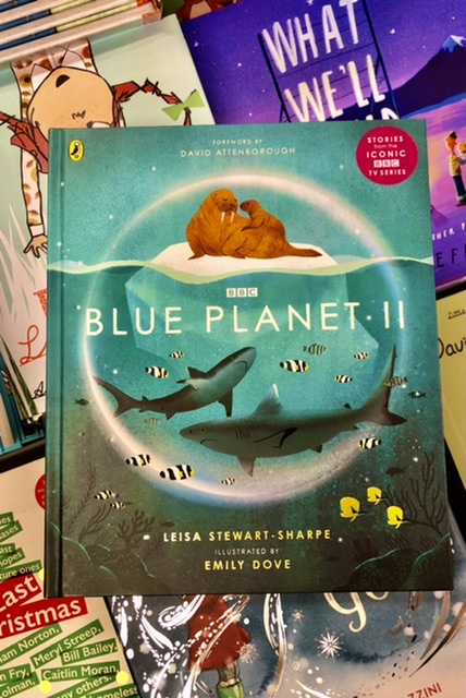 Blue Planet ll by Leisa Stewart-Sharpe & Emily Dove |