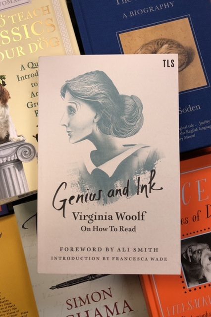 Genius and Ink by Virginia Woolf