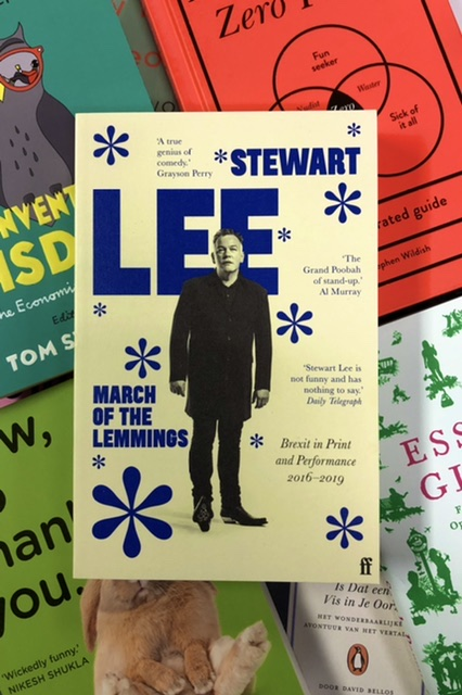 March of the Lemmings by Stewart Lee |
