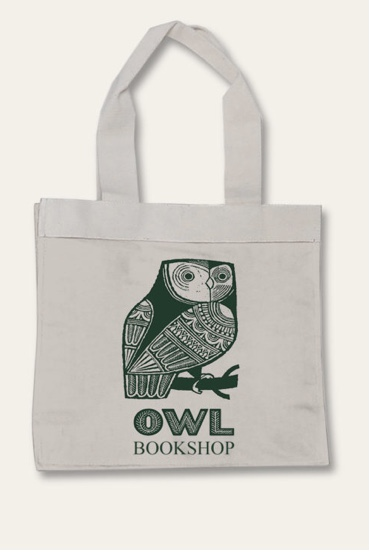 Owl Canvas Bag by  |