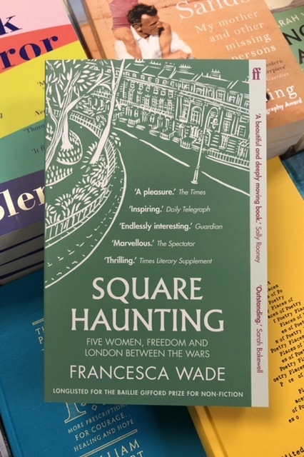 Square Haunting by Francesca Wade |