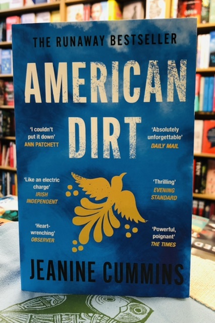 American Dirt by Jeanine Cummins |