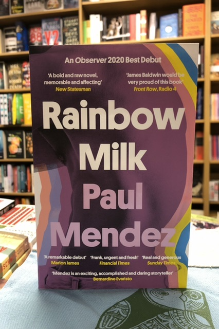 Rainbow Milk by Paul Mendez |