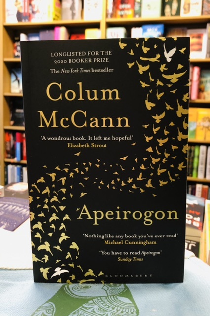 Apeirogon by Colum McCann |
