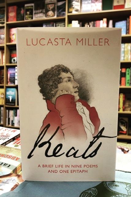 Keats by Lucasta Miller |
