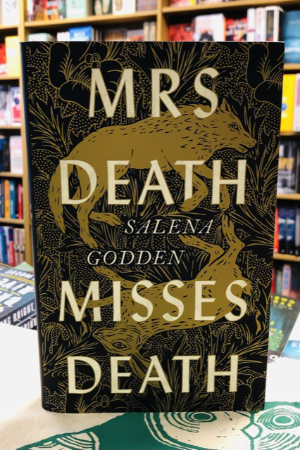 Mrs Death Misses Death by Salena Godden |