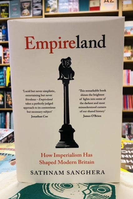 Empireland by Sathnam Sanghera |