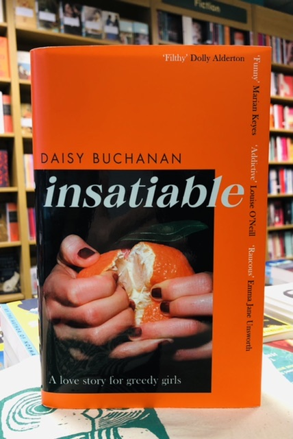 Insatiable by Daisy Buchanan |