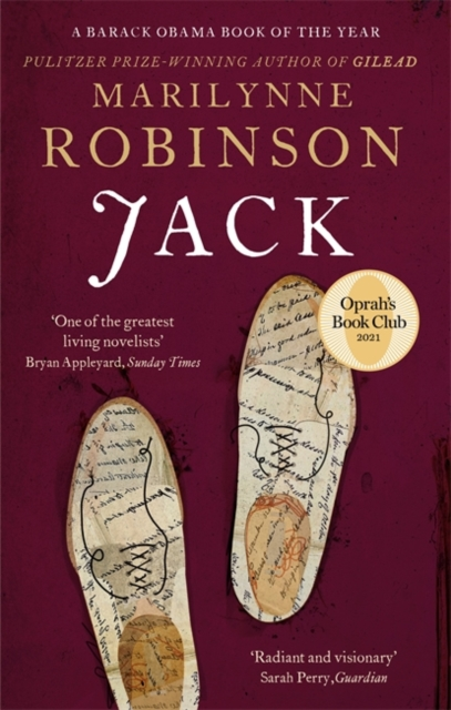 Jack by Marilynne Robinson | 9780349011790