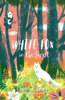 White Fox in the Forest by Chen Jiatong |