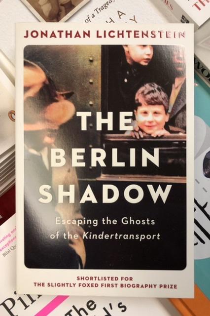 The Berlin Shadow by Jonathan Lichtenstein | 9781471167300