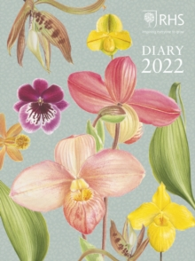RHS Desk Diary 2022 by