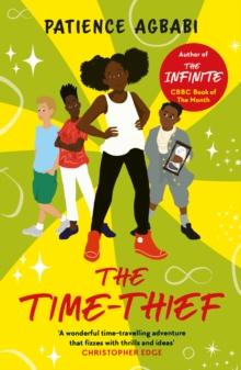 The Time Thief by Patience Agbabi | 9781786899903