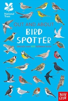 National Trust: Out and About Bird Spotter by Robyn Swift | 9781788004220